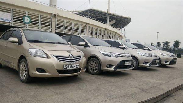 Kết quả hình ảnh cho Nên chọn cho thuê xe tháng dài hạn Toyota Vios hay Yaris?